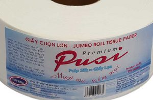 Giá giấy vệ sinh cuộn lớn mua ở đâu rẻ mà không bụi giấy?