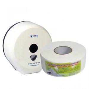 Giá giấy vệ sinh cuộn lớn nên mua ở địa chỉ nào chiết khấu cao