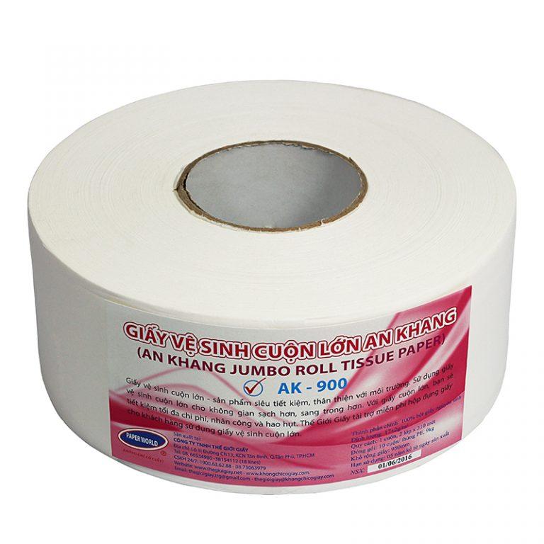 Giấy vệ sinh cuộn lớn Đà Nẵng tốt nên đến địa chỉ nào?