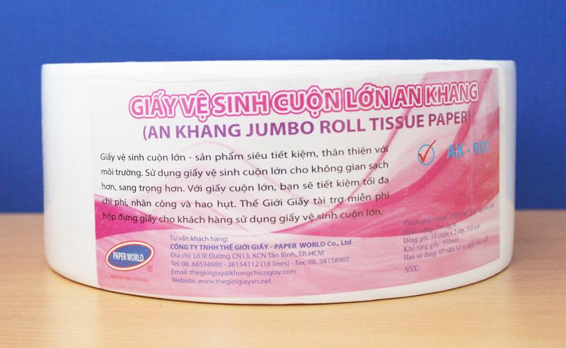 Nơi bán giấy vệ sinh công nghiệp giá rẻ, chất lượng ở HCM