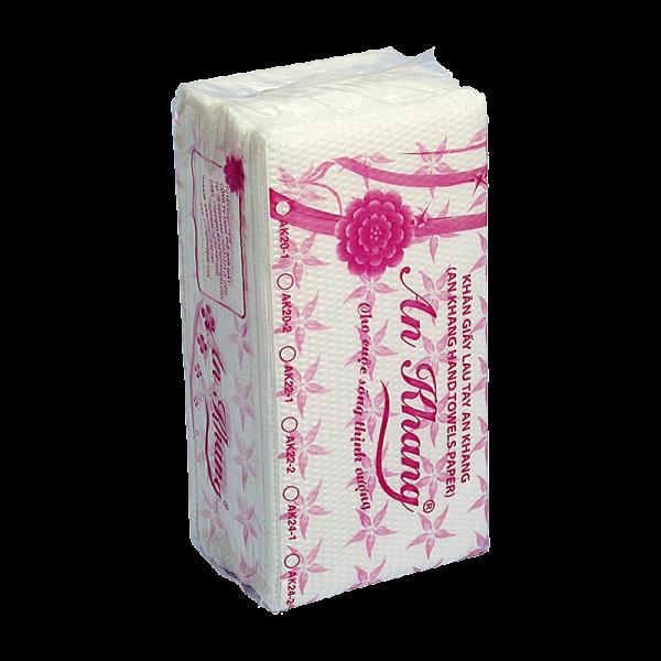 Khăn giấy lau tay AK24-2
