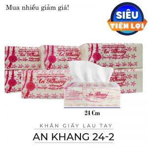 Cung cấp giấy lau tay An Khang 24-2-Paper.vn