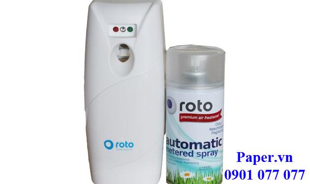 máy xịt nước hoa tự động tiện lợi