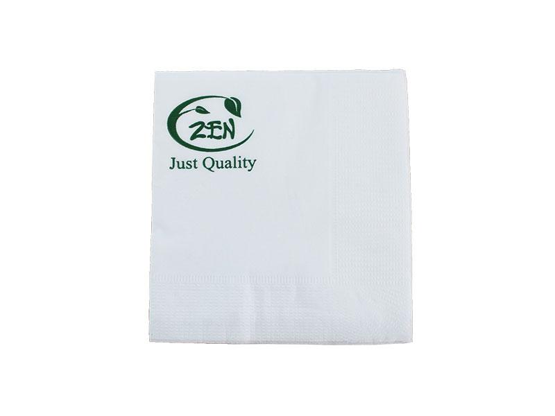 mẫu khăn giấy in logo các Thương hiệu