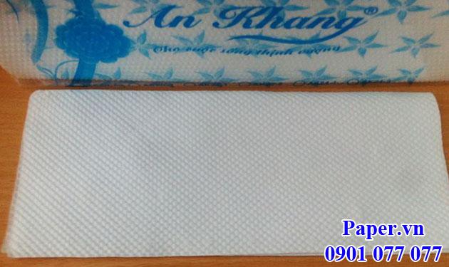 Khăn giấy lau tay An Khang 24-1 lớp (AK24-1)