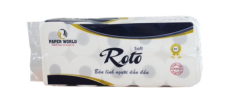 Giấy lụa cao cấp Roto Soft10