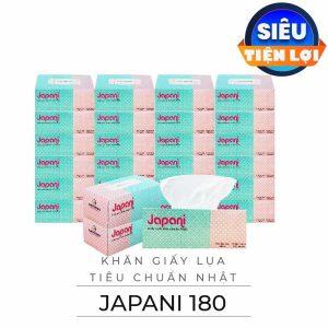 Mua khăn giấy lụa hộp japani silk180-paper.vn