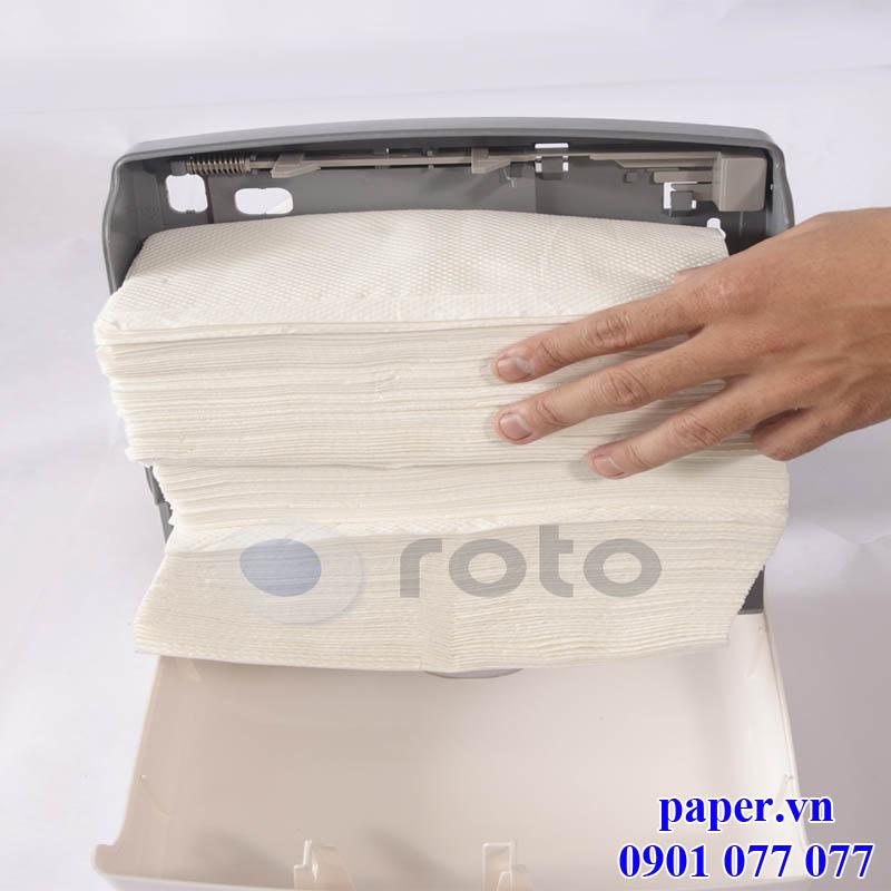 Hộp đựng giấy lau tay Roto (RT1280)