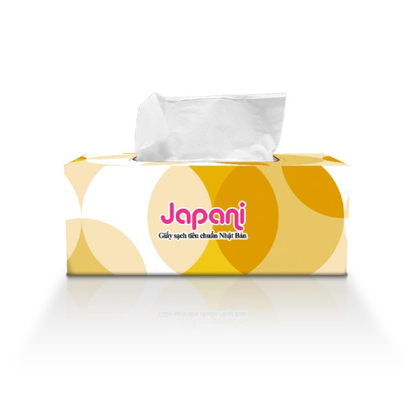 Khăn giấy lụa JPS180