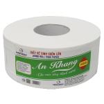 Giấy vệ sinh cuộn lớn – sản phẩm được mọi hộ gia đình ưa chuộng