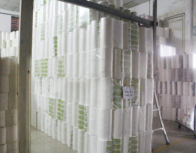 Thế Giới Giấy cung cấp giấy vệ sinh giá rẻ, chất lượng