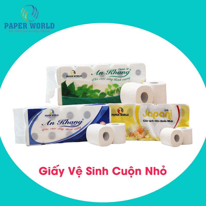 Các loại giấy vệ sinh trên thị trường nào đảm bảo sức khỏe cho phụ nữ?