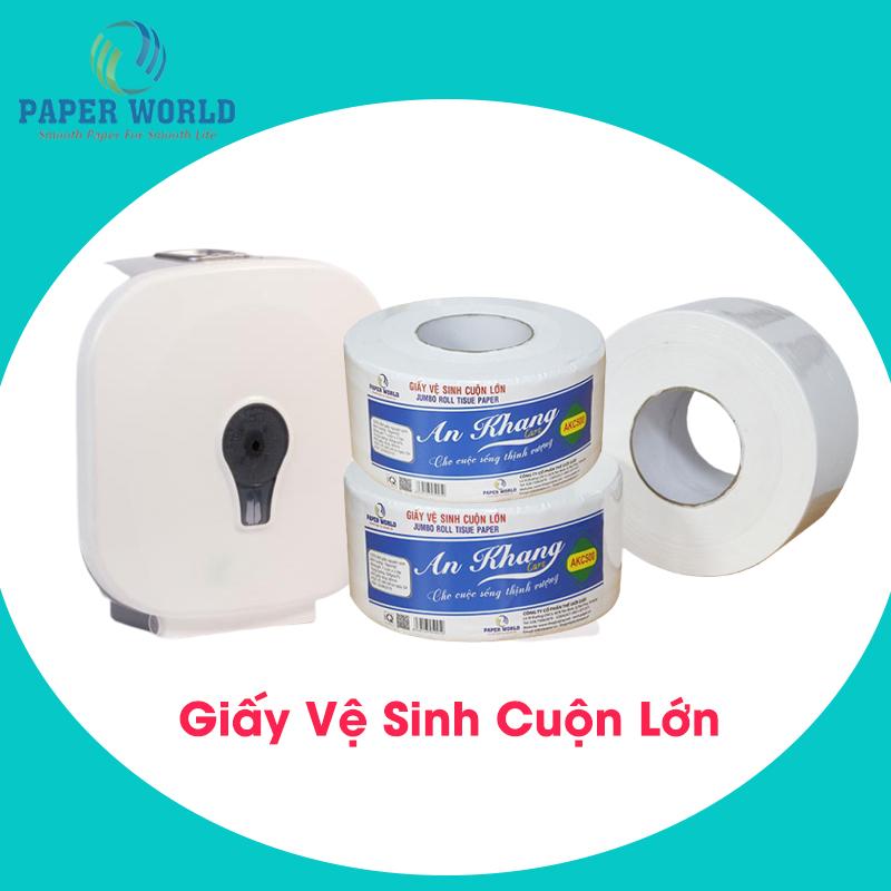 Địa chỉ nào cung cấp giá giấy vệ sinh cuộn lớn cạnh tranh ở TpHCM?