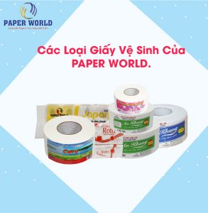 Bảng giá các loại giấy vệ sinh hiện nay khá đa dạng