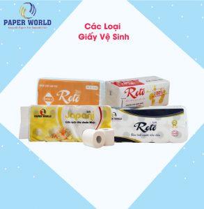 Các loại giấy vệ sinh trên thị trường loại nào tốt