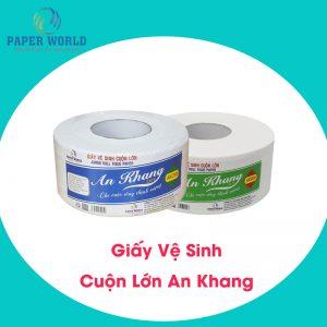 Cần mua giấy vệ sinh cuộn lớn ở TpHCM