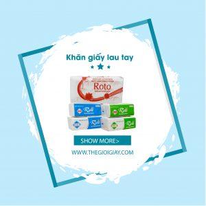 Mua khăn giấy lau tay ở đâu không dùng chất tẩy trắng độc hại?