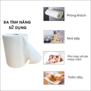 Cung cấp giấy cuộn đa năng đa tính năng -paper.vn