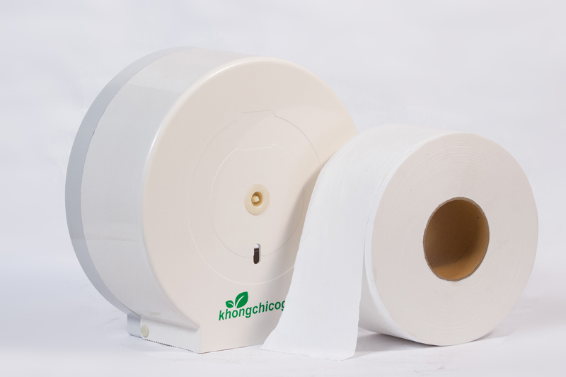 giấy vệ sinh công nghiệp của Thế Giới Giấy