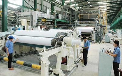 Quy trình sản xuất giấy tái chế