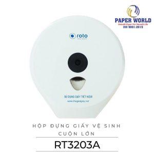 Cung cấp hộp đựng giấy cuộn lớn roto3203A - RT3203A- Paper.vn