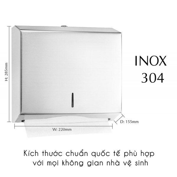 Nguyên liệu hộp đựng giấy Roto1220I - Paper.vn