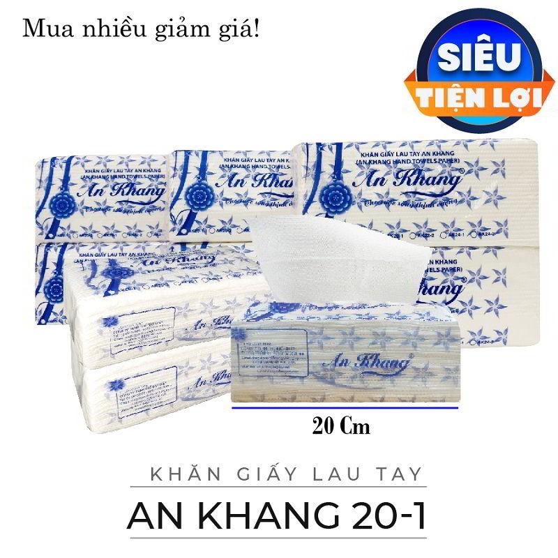 Cung cấp giấy lau tay an khang 20-1 - paper.vn