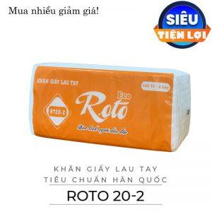 Cung cấp khăn giấy lau tay Roto20-2-Paper.vn