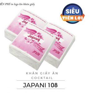 Cung cấp khăn giấy lụa cao cấp jp108-Paper.vn