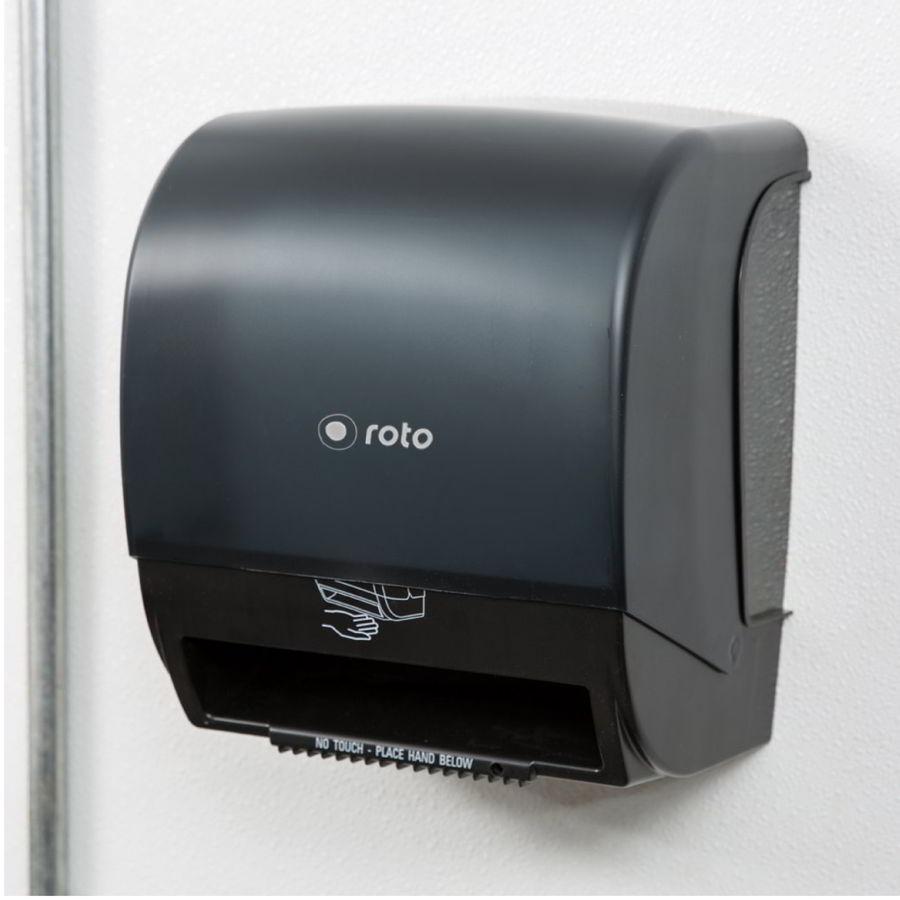 Hình ảnh thực tế máy cắt giấy đa năng roto1420 - Paper.vn
