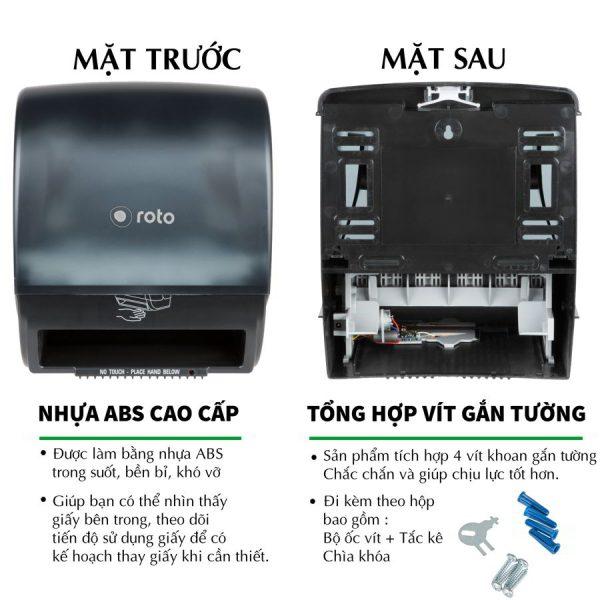 Hình ảnh máy cắt giấy đa năng roto1420 - Paper.vn