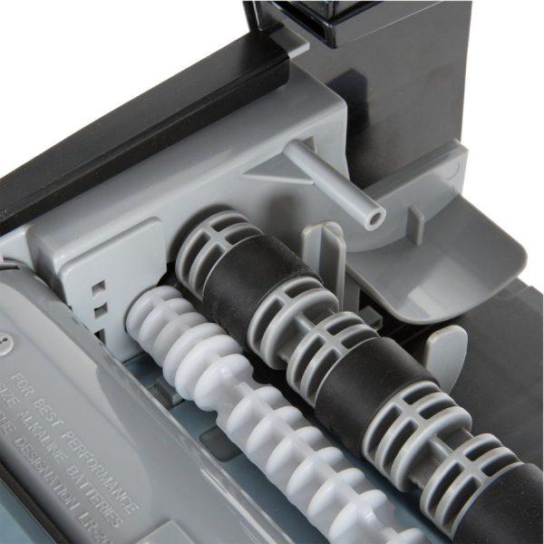 Bên trong máy cắt giấy roto1420 - Paper.vn