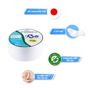 Đặc điểm nổi bậc của giấy vệ sinh cuộn lớn Roto RT700