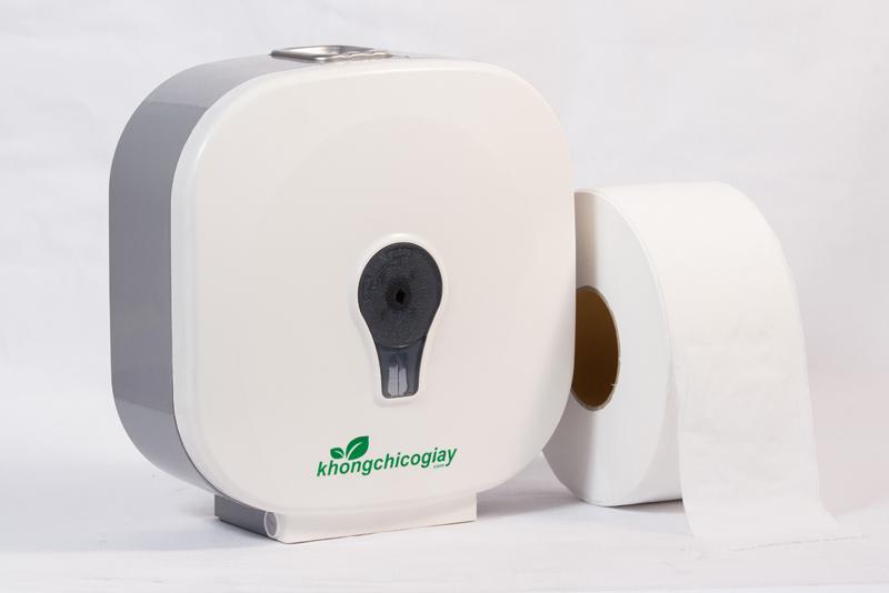 Thế Giới Giấy cung cấp và trang bị hộp đựng giấy vệ sinh chất lượng, kiểu dáng đa dạng