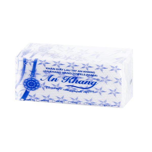 Mua khăn giấy lau tay An Khang 22-1-paper.vn