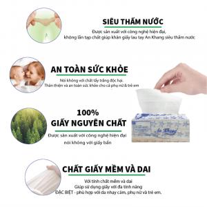 Ưu điểm của khăn giấy lau tay An Khang 22-1-Paper.vn