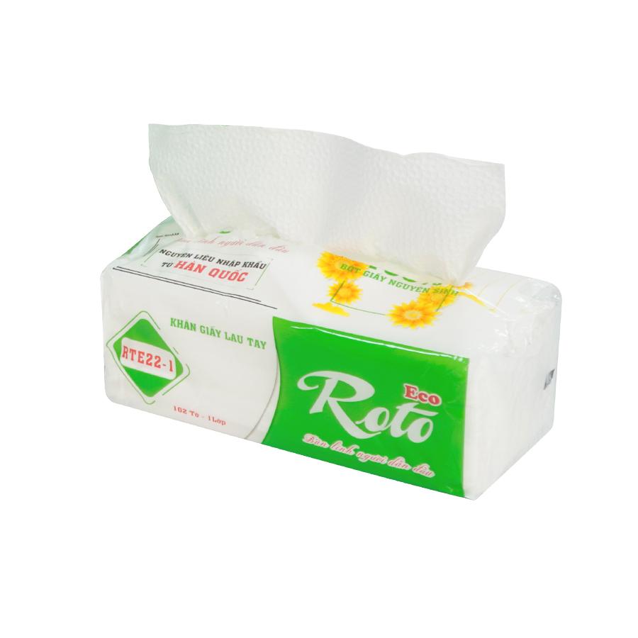Cung cấp khăn giấy lau tay roto eco22-1-paper.vn