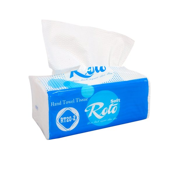 Cung cấp khăn giấy lau tay Roto-2