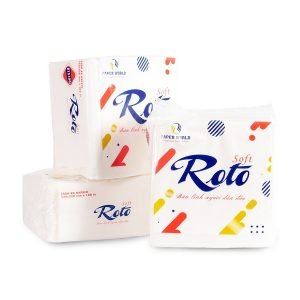 Cung cấp Khăn giấy napkin roto soft100 siêu tiết kiệm