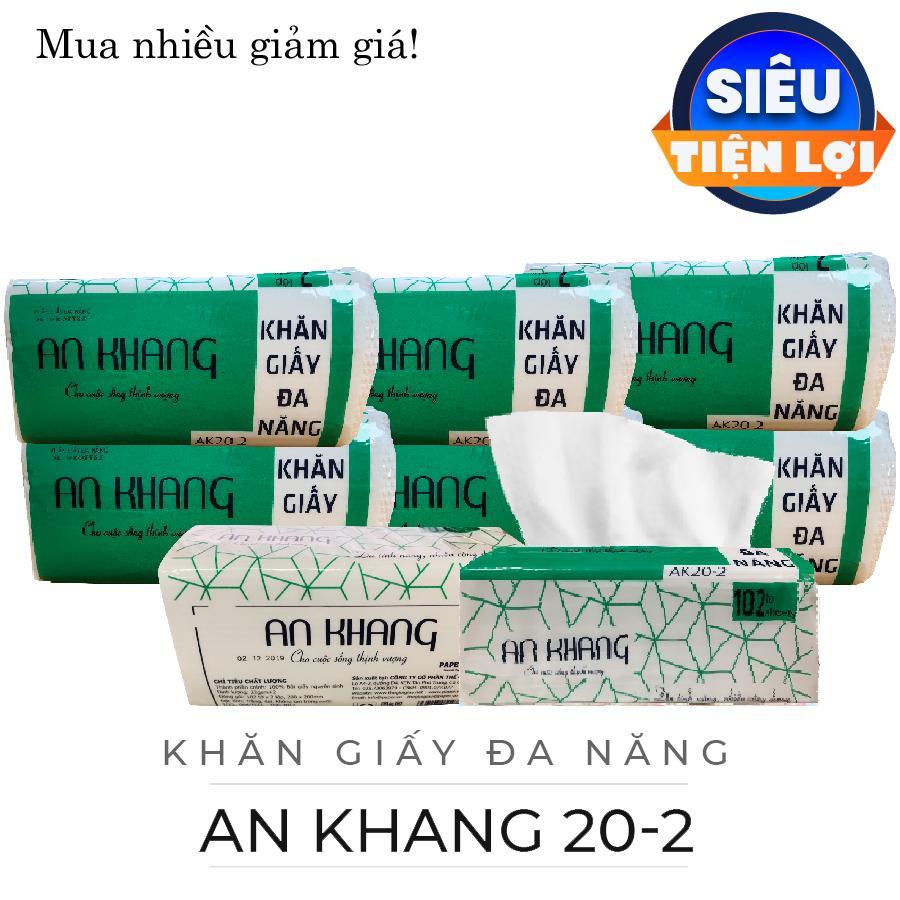 Mua khăn giấy lau tay an khang 20-2-paper.vn