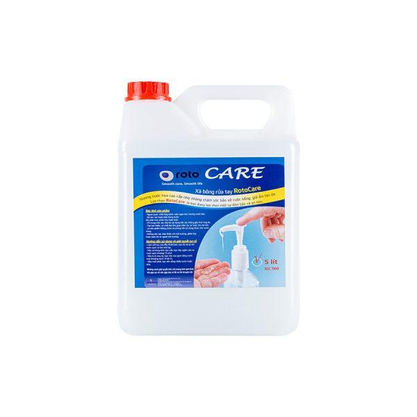 nước rửa tay RC500
