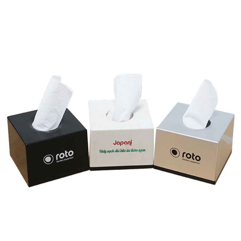 Hộp đựng khăn giấy lau tay ROTO RT809W
