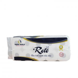 Giấy vệ sinh cuộn nhỏ Roto Soft 10 RTS10