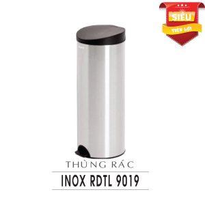 Thùng rác inox rdtl9019-paper.vn