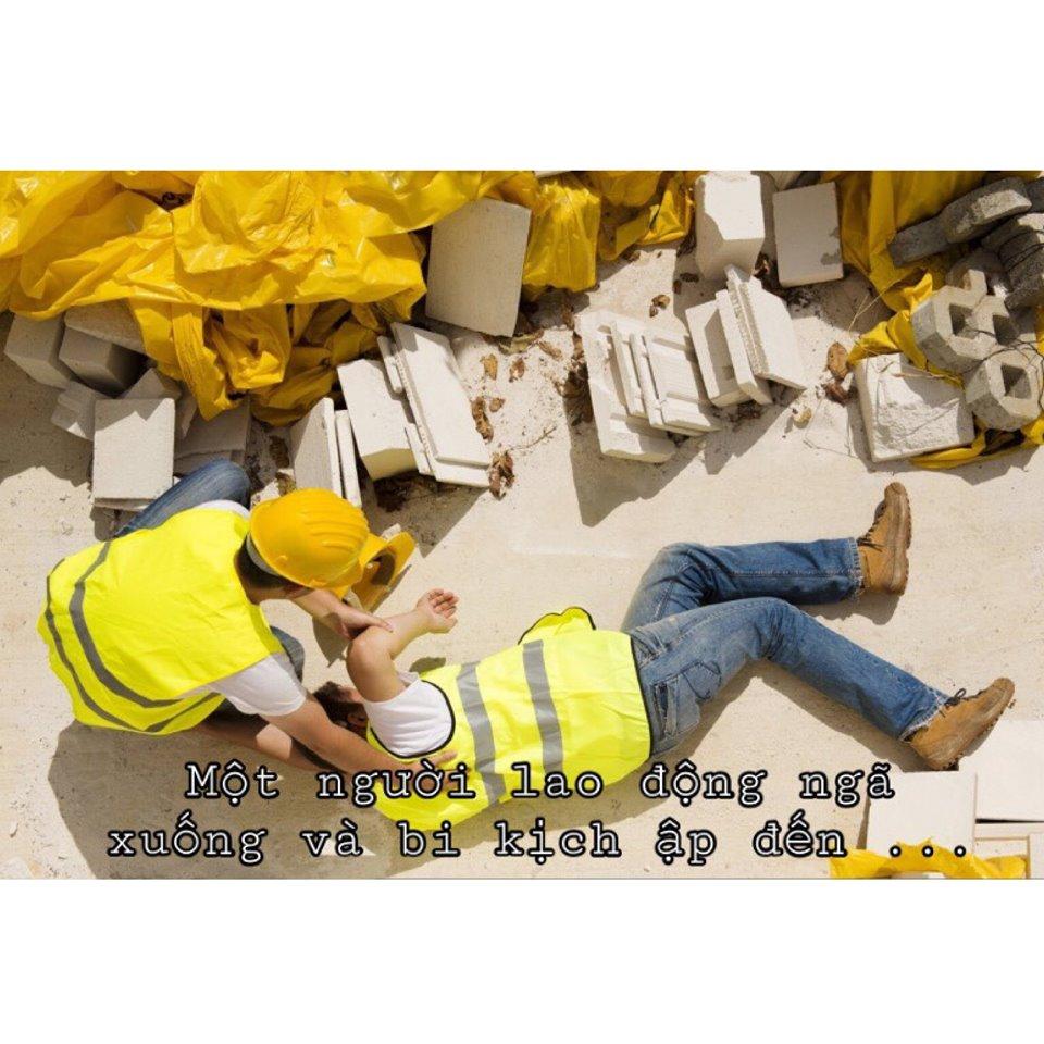 Bảo hiểm tai nạn lao động cho toàn thể nhân viên Thế Giới Giấy