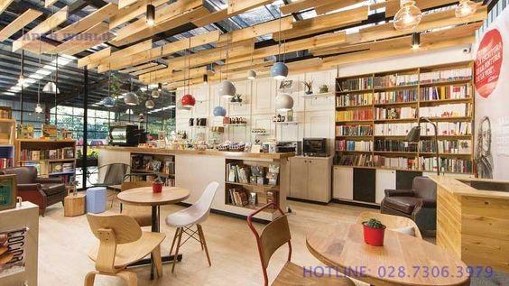Thế Giới Giấy cung cấp giấy vệ sinh cuộn lớn tại các Quán cafe