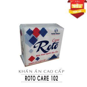 Cung cấp khăn giấy ăn cao cấp roto care102-paper.vn