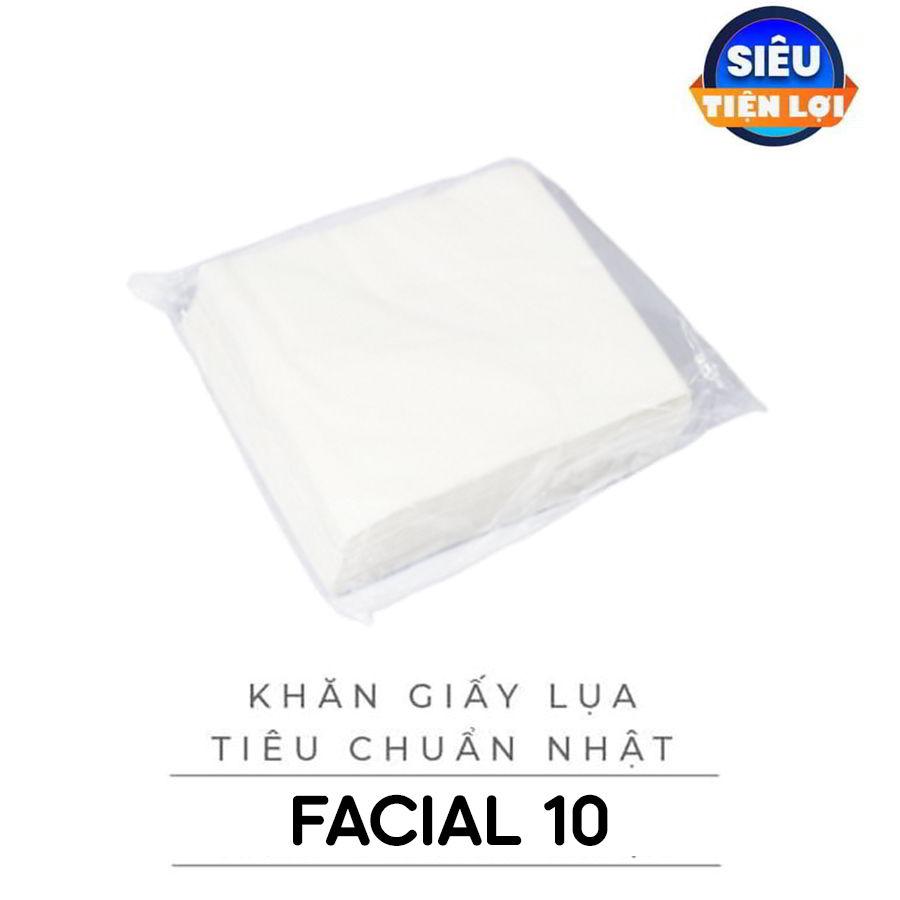 Mua khăn giấy lụa cao cấp facial100-paper.vn