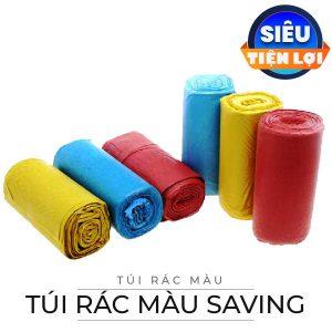 Cung cấp túi rác màu saving tại Thế Giới Giấy