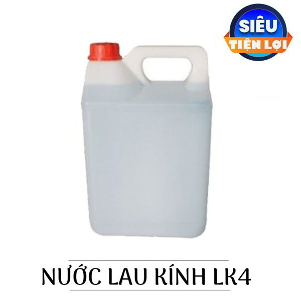 Nước lau kính can 4 lít -paper.vn